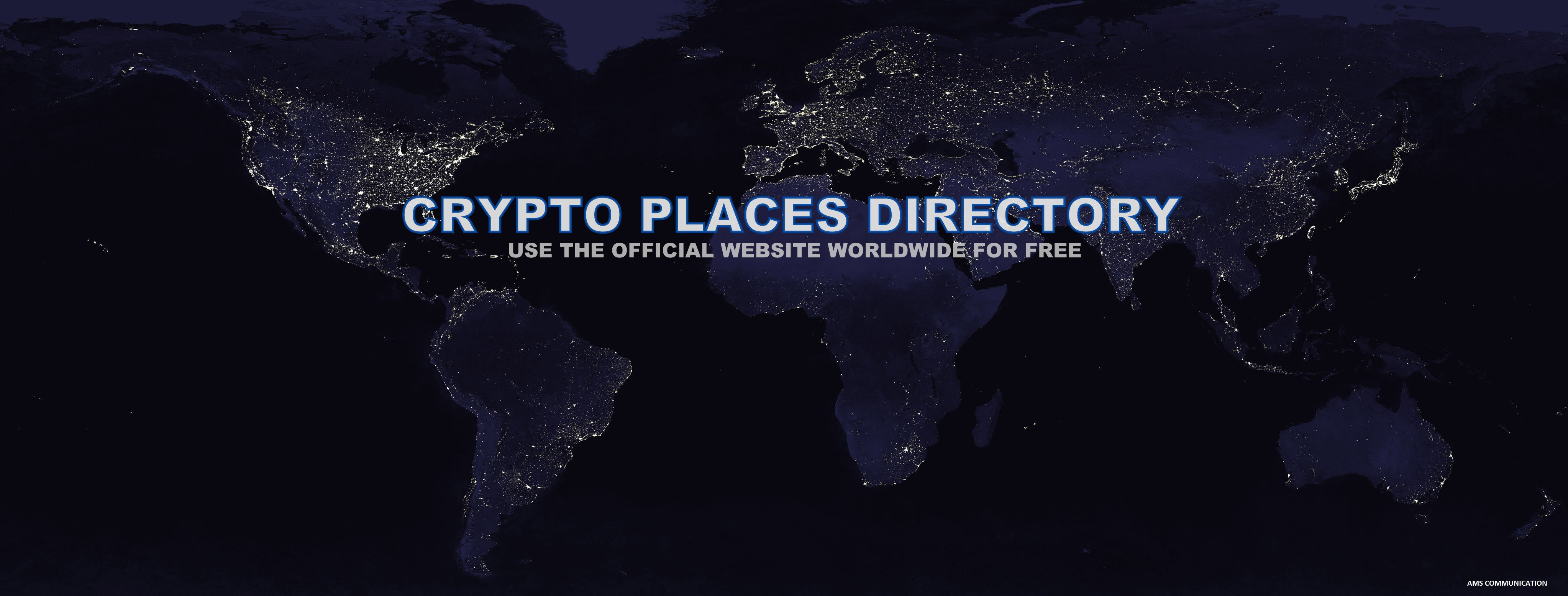 The next Crypto-Places Directory website updates