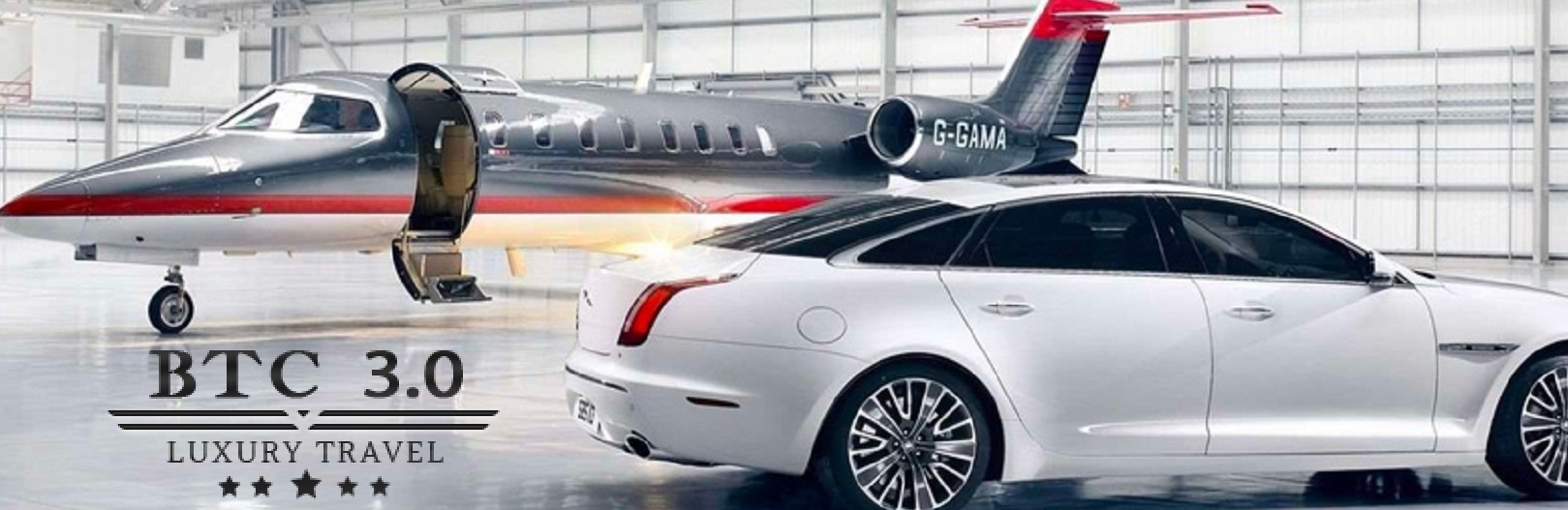 BTC Luxury Travel - Jets, Yachts, Cars, Services..