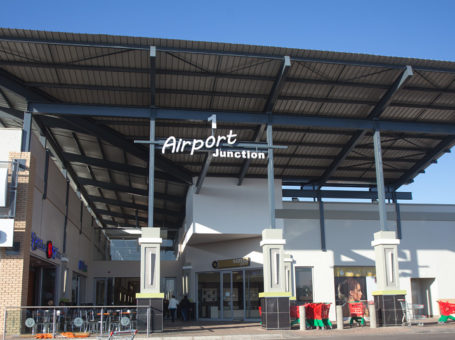 AIRPORT JUNCTION SHOPPING CENTER BOTSWANA
