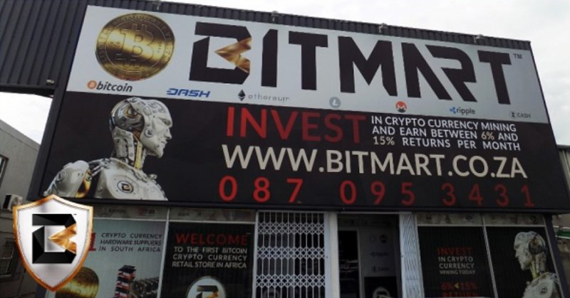 BITMART NELSPRUIT SOUTH AFRICA