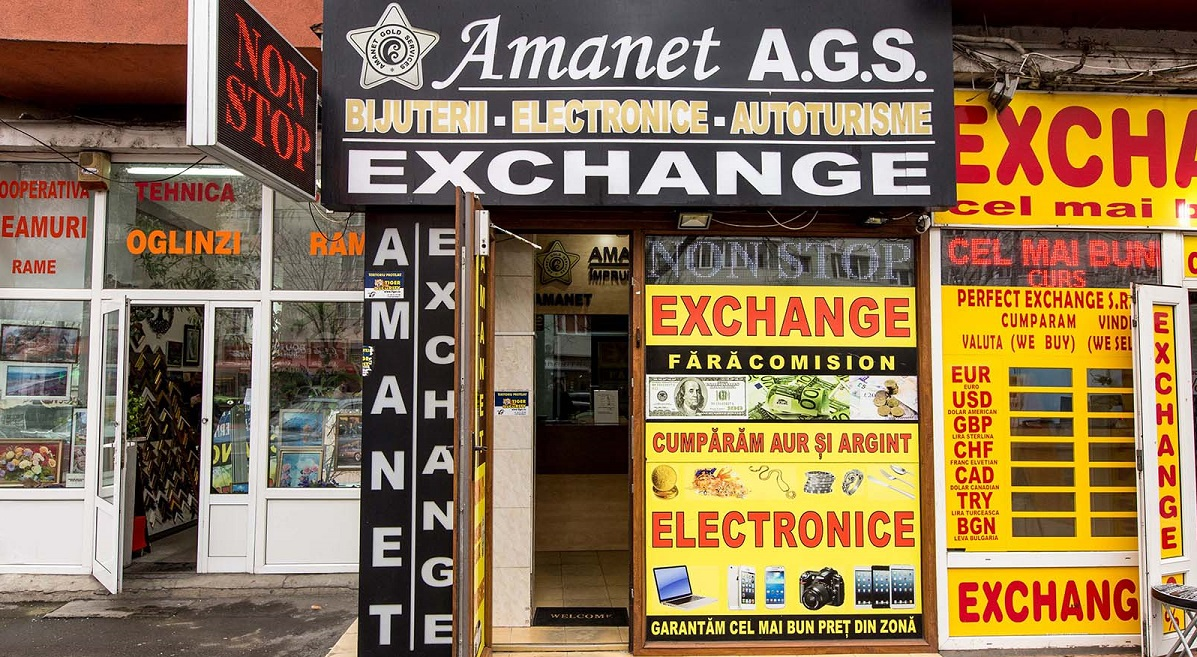 CASA AMANET & EXCHANGE AGS MUSILOR BUCHAREST