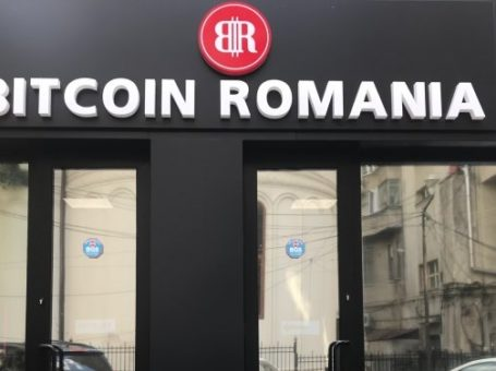 BITCOIN ROMANIA ATM BUCHAREST