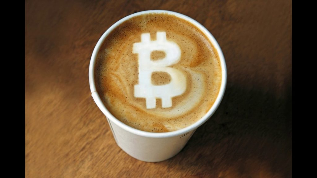 BITCOIN COFFEE - PRAGUE CZECH REPUBLIC