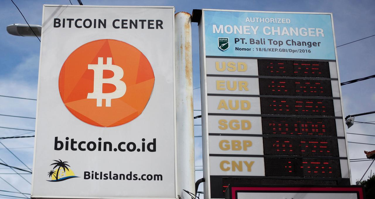 BITCOIN INFORMATION CENTER KUTA BALI